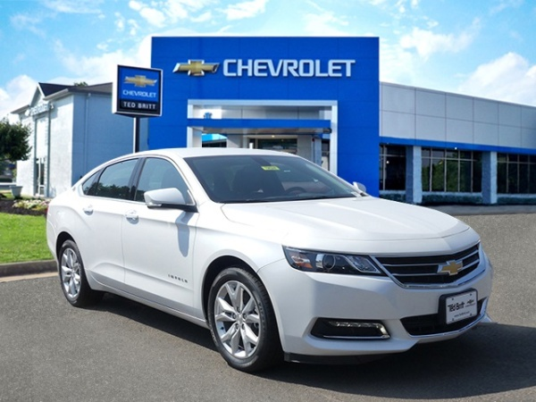 2019 Chevrolet Impala in Sterling, VA