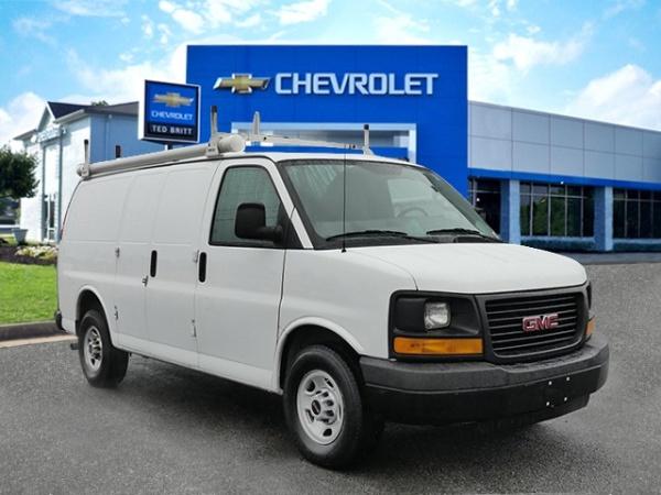2016 GMC Savana Cargo Van in Sterling, VA