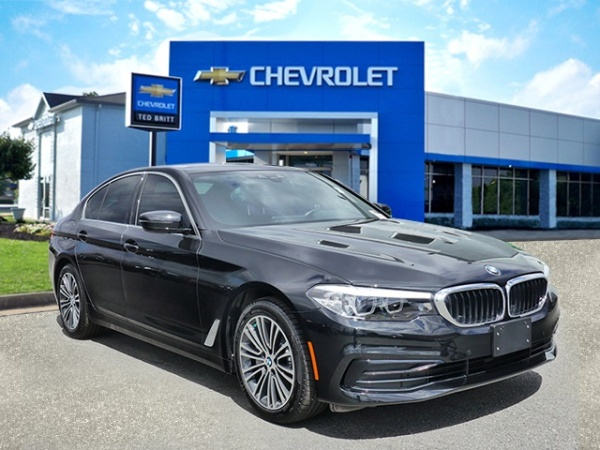 2019 BMW 5 Series in Sterling, VA