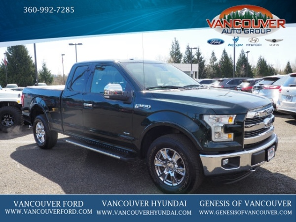 2016 Ford F-150 in Vancouver, WA