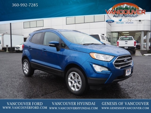 2020 Ford EcoSport in Vancouver, WA