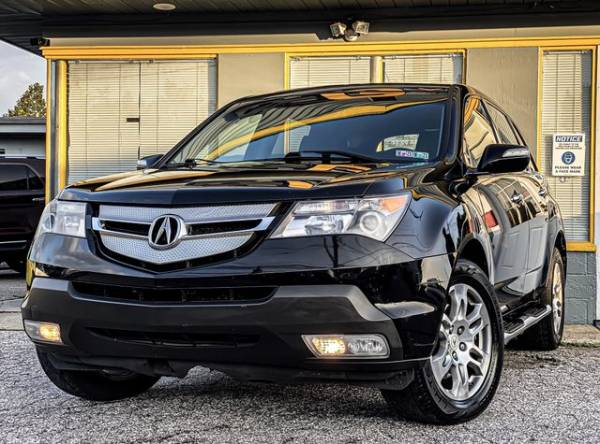 2009 Acura MDX with Technology Package