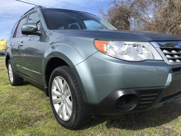 2011 Subaru Forester in Virginia Beach, VA