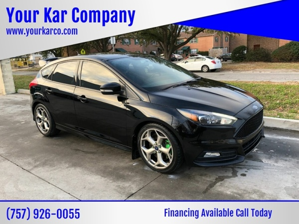 2016 Ford Focus in Norfolk, VA