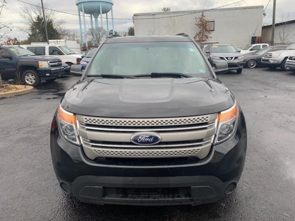 2013 Ford Explorer in MANASSAS, VA