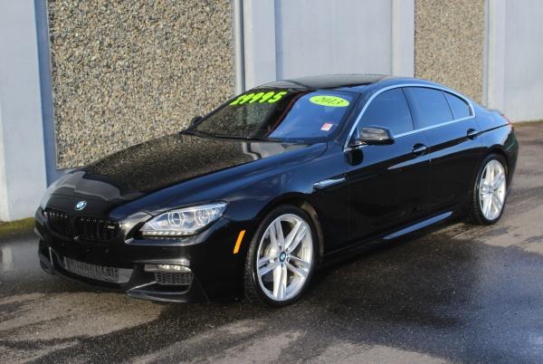 2013 BMW 6 Series in Auburn, WA