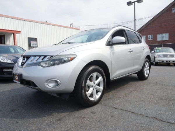 2009 Nissan Murano Reviews, Ratings, Prices - Consumer Reports