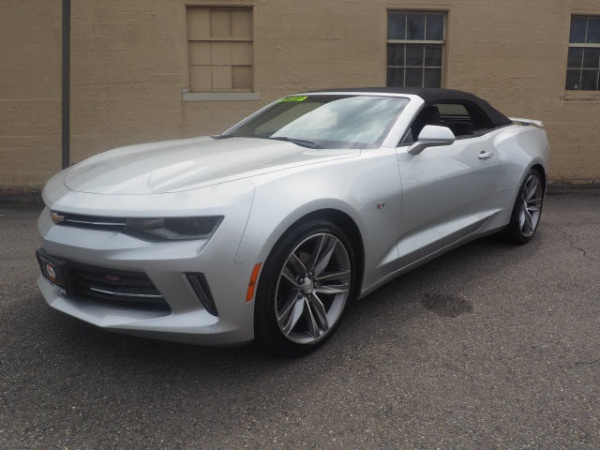 2017 Chevrolet Camaro Reviews, Ratings, Prices - Consumer