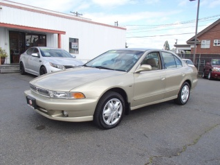 Used 2001 Mitsubishi Galant ES V6 For Sale In Tacoma, WA