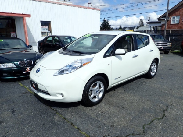 2011 Nissan LEAF in Tacoma, WA