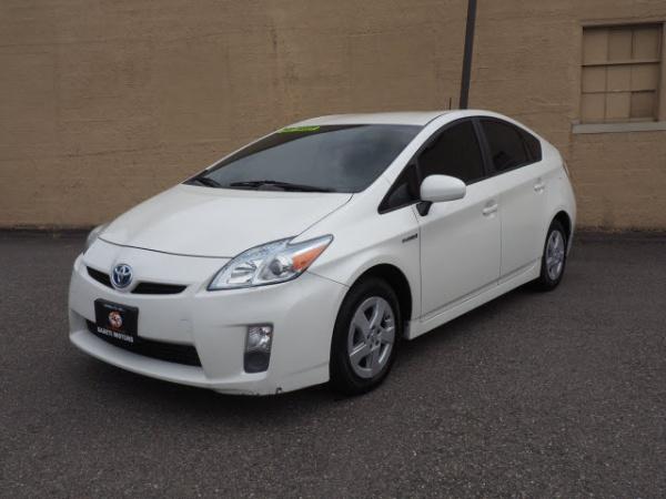 2010 Toyota Prius Reliability - Consumer Reports