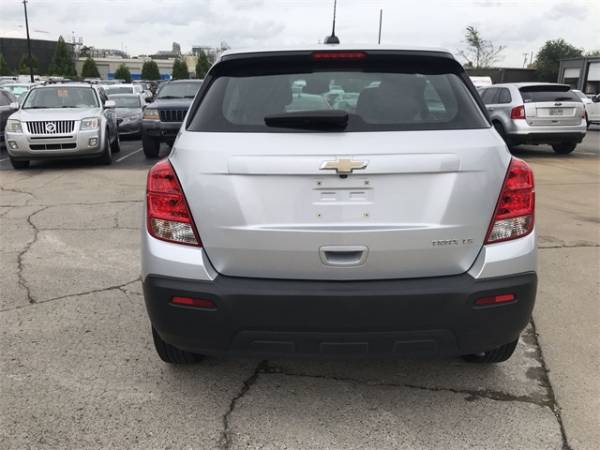 2015 Chevrolet Trax in Nashville, TN