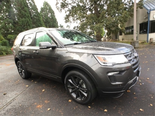 2018 Ford Explorer in Tigard, OR