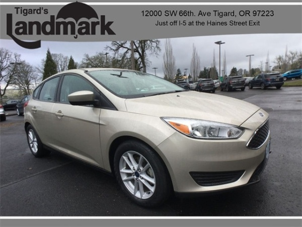 2018 Ford Focus in Tigard, OR