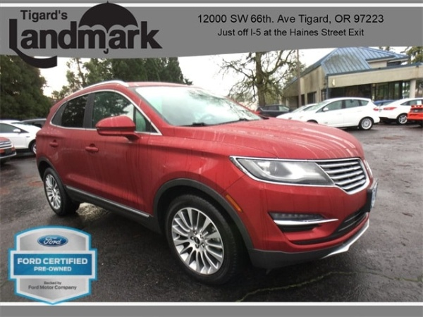 2017 Lincoln MKC in Tigard, OR