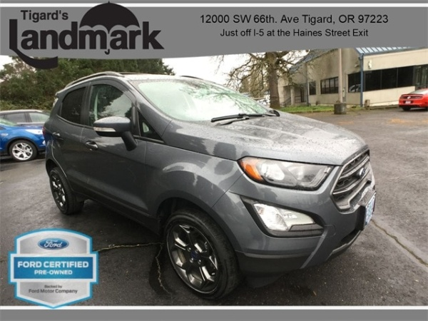 2018 Ford EcoSport in Tigard, OR