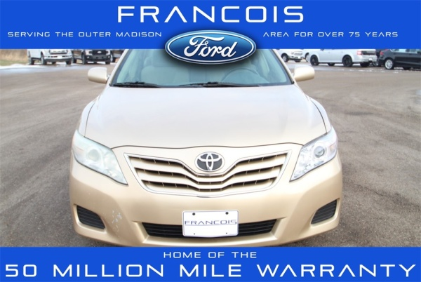 2011 Toyota Camry I4 Automatic