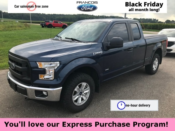 2016 Ford F-150 in Belleville, WI