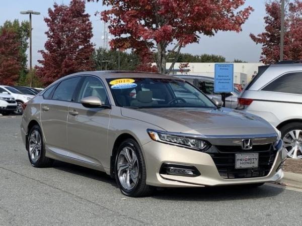 2018 Honda Accord in Huntersville, NC
