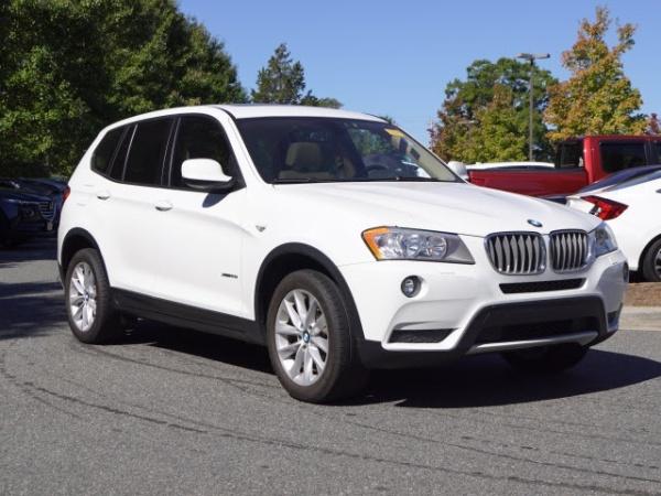 2014 BMW X3 in Huntersville, NC
