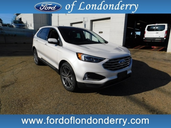 2019 Ford Edge in Londonderry, NH