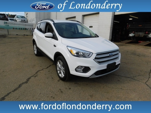 2019 Ford Escape in Londonderry, NH