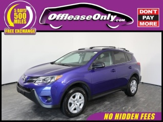Used 2015 Toyota RAV4 LE AWD For Sale In West Palm Beach, FL