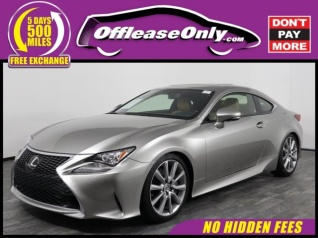 Used Lexus Rc Rc 300 For Sale Search 45 Used Rc Rc 300 Listings