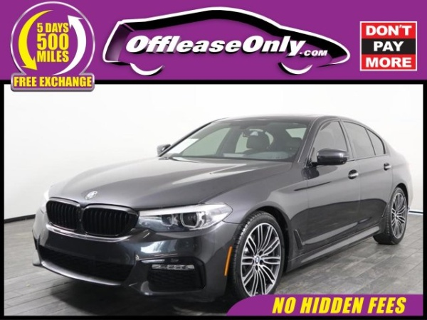 2018 BMW 5 Series in West Palm Beach, FL
