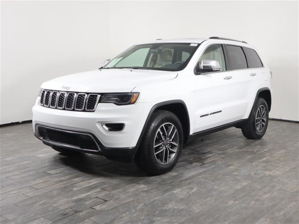 2019 Jeep Grand Cherokee Limited RWD For Sale in West Palm