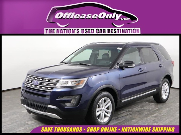 2017 Ford Explorer in West Palm Beach, FL