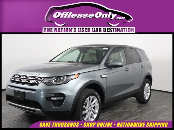 2016 Land Rover Discovery Sport in West Palm Beach, FL
