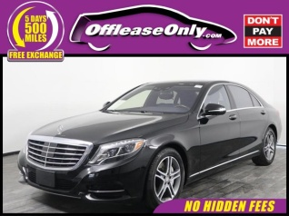 2016 Mercedes-Benz S-Class S 550 4MATIC Sedan For Sale in West Palm