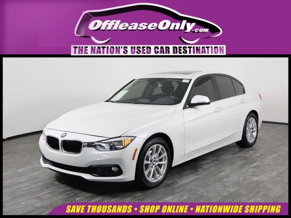 2017 BMW 3 Series in West Palm Beach, FL