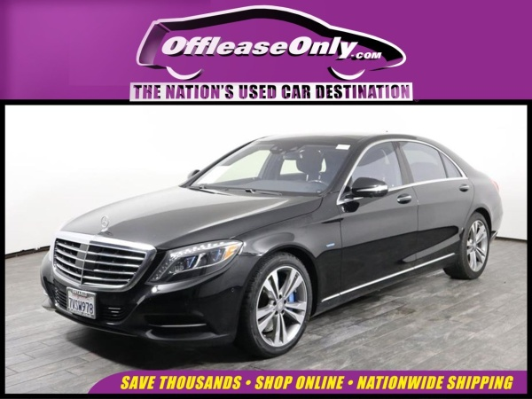 2017 Mercedes-Benz S-Class in West Palm Beach, FL