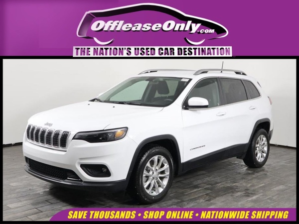 2019 Jeep Cherokee in West Palm Beach, FL