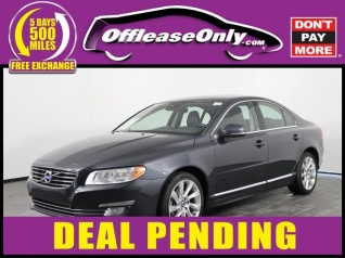 2016 Volvo S80 T5 Drive E For In West Palm Beach Fl