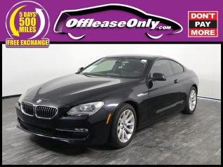 Used Bmw 6 Series >> Used Bmw 6 Series For Sale Truecar