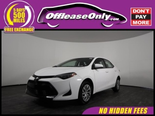 Used 2018 Toyota Corolla LE CVT For Sale In West Palm Beach, FL