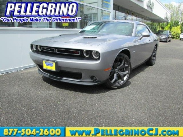 2018 Dodge Challenger R/T Plus