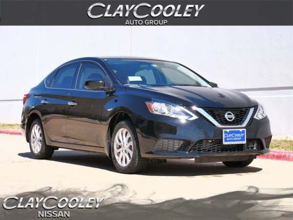 2019 Nissan Sentra in Dallas, TX