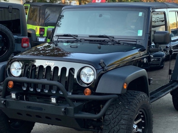 2012 Jeep Wrangler in Acworth, GA