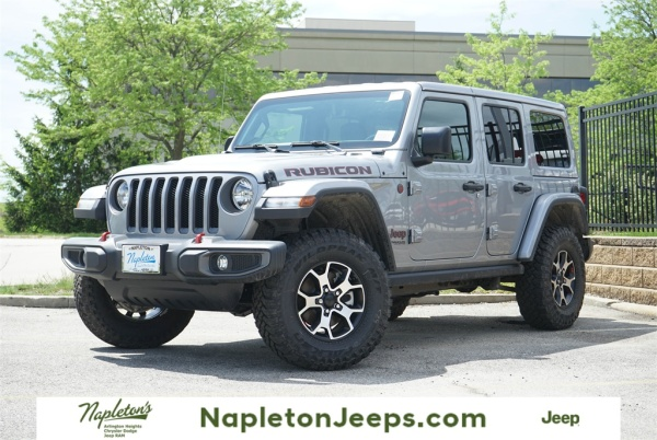 2020 Jeep Wrangler in Arlington Heights, IL