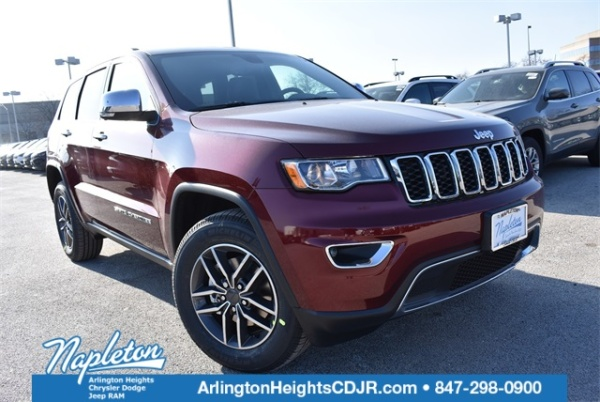 2020 Jeep Grand Cherokee in Arlington Heights, IL