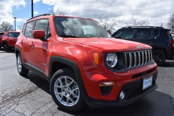 2019 Jeep Renegade in Arlington Heights, IL