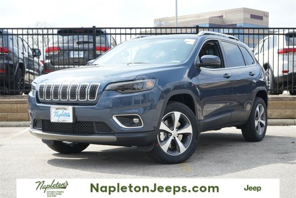 2020 Jeep Cherokee in Arlington Heights, IL