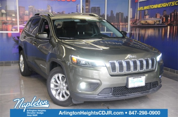 2019 Jeep Cherokee in Arlington Heights, IL