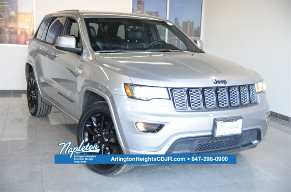 2017 Jeep Grand Cherokee in Arlington Heights, IL