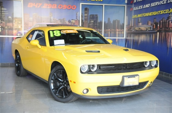 2018 Dodge Challenger in Arlington Heights, IL
