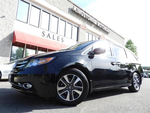 2016 Honda Odyssey in Manassas, VA